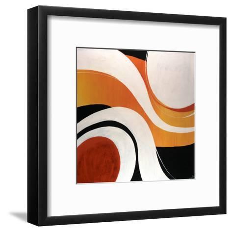 Resume-Sydney Edmunds-Framed Art Print