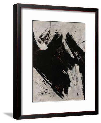 Staccatto I-Farrell Douglass-Framed Art Print