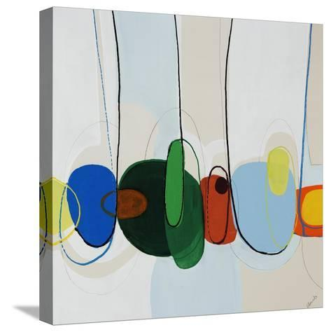 Jellybean-Sydney Edmunds-Stretched Canvas Print