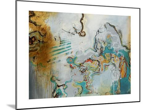 Playful Banter-Rikki Drotar-Mounted Giclee Print