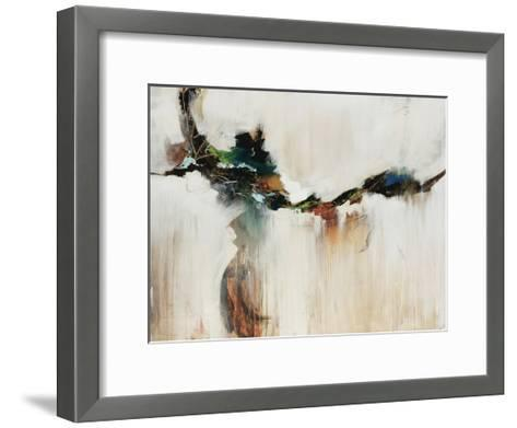 Azure Jazz-Sydney Edmunds-Framed Art Print