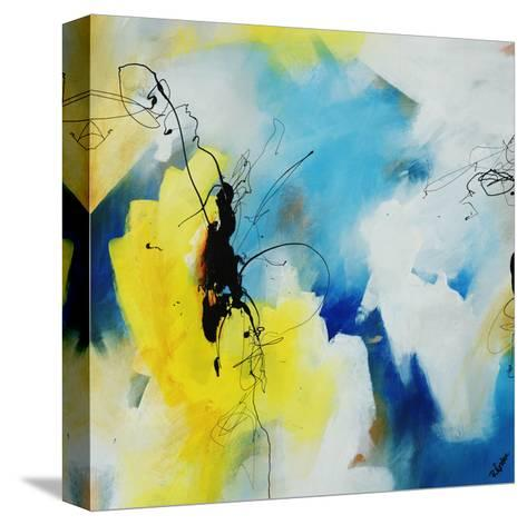 Kinetics I-Rikki Drotar-Stretched Canvas Print