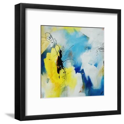 Kinetics I-Rikki Drotar-Framed Art Print