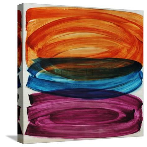 Candy Coating III-Kari Taylor-Stretched Canvas Print