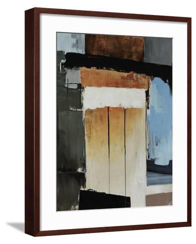 Form and Function-Sydney Edmunds-Framed Art Print