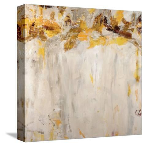 Beethoven in Yellow-Jodi Maas-Stretched Canvas Print