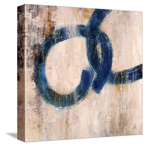 Lapis Rings I-Jodi Maas-Stretched Canvas Print