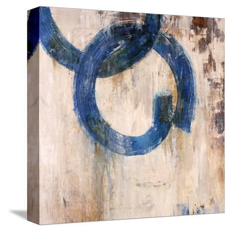 Lapis Rings II-Jodi Maas-Stretched Canvas Print