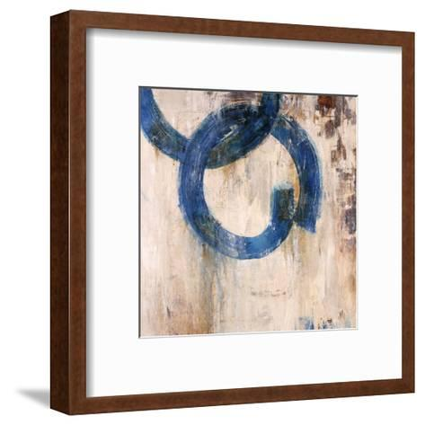 Lapis Rings II-Jodi Maas-Framed Art Print