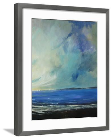 Bay View Scatters-Tim O'toole-Framed Art Print