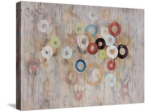Sonic-Sydney Edmunds-Stretched Canvas Print