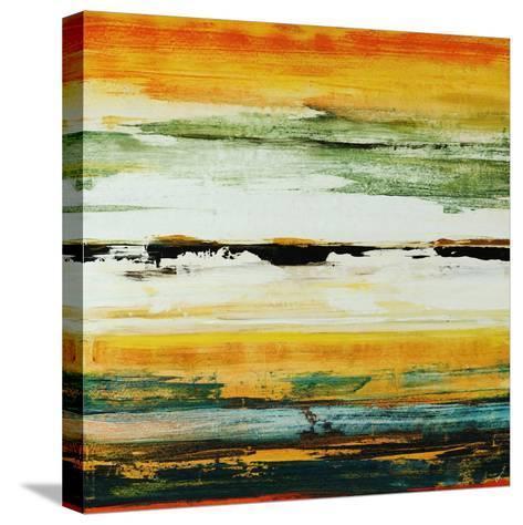 Summers Rain-Sydney Edmunds-Stretched Canvas Print