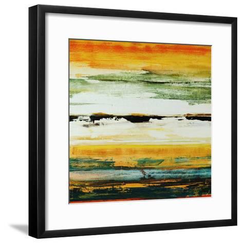 Summers Rain-Sydney Edmunds-Framed Art Print