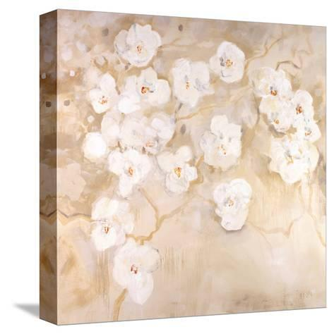 Orchid White-Jodi Maas-Stretched Canvas Print