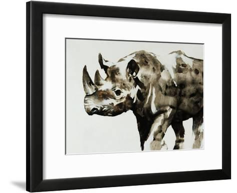 Safari Series II-Sydney Edmunds-Framed Art Print