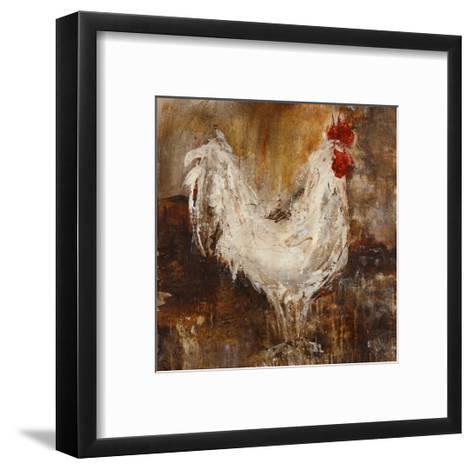 Backyard Guest I-Jodi Maas-Framed Art Print