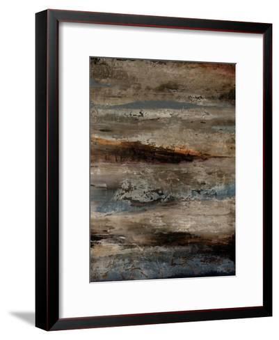 Sediment Rocks-Alexys Henry-Framed Art Print