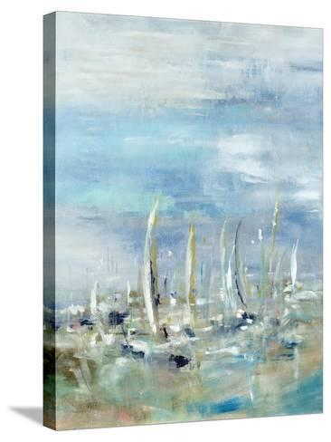 Dawn Sail-Jodi Maas-Stretched Canvas Print