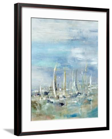 Dawn Sail-Jodi Maas-Framed Art Print