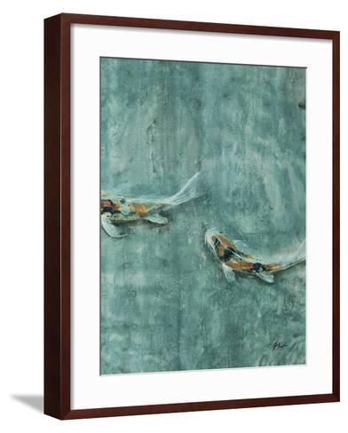 Crossing Marble II-Farrell Douglass-Framed Art Print