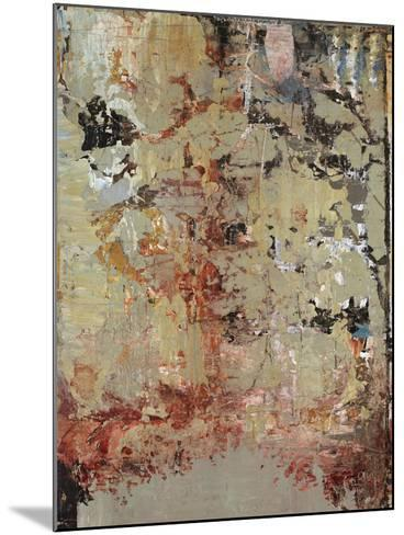 Aged Wall V-Alexys Henry-Mounted Giclee Print