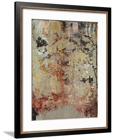 Aged Wall V-Alexys Henry-Framed Art Print