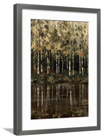 Birch Trees-Sydney Edmunds-Framed Art Print