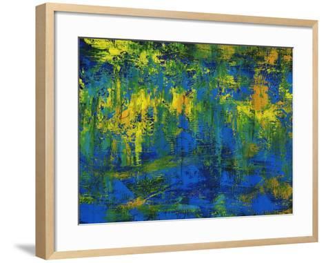 Conflate II-Joshua Schicker-Framed Art Print