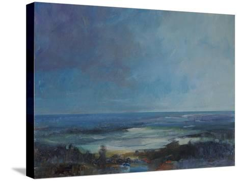 Approaching Storm-Tim O'toole-Stretched Canvas Print