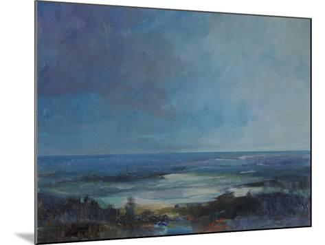 Approaching Storm-Tim O'toole-Mounted Giclee Print