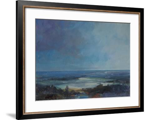 Approaching Storm-Tim O'toole-Framed Art Print