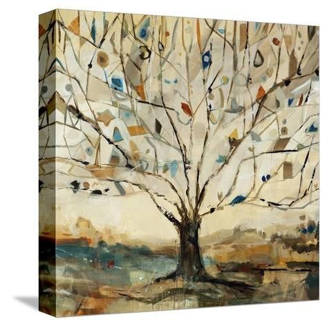Merkaba Tree-Jodi Maas-Stretched Canvas Print