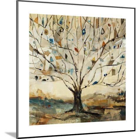 Merkaba Tree-Jodi Maas-Mounted Giclee Print