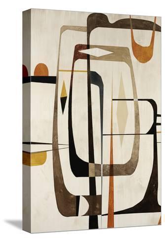 Strano Ma Vero II-Tony Wire-Stretched Canvas Print