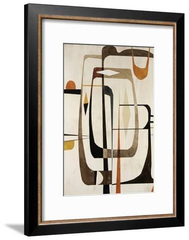 Strano Ma Vero II-Tony Wire-Framed Art Print