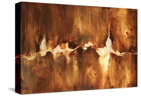 Cast Iron-Sydney Edmunds-Stretched Canvas Print