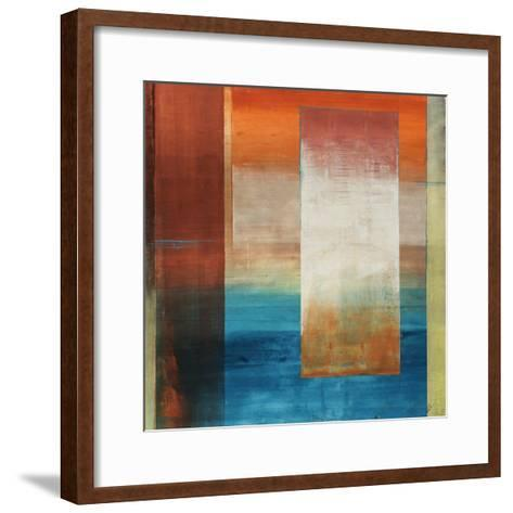 Outback III-Joshua Schicker-Framed Art Print