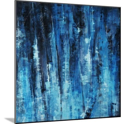 Sapphire-Joshua Schicker-Mounted Giclee Print