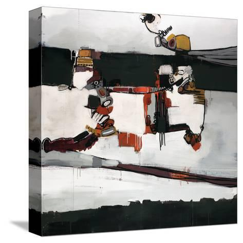 Absurd Machine-Kari Taylor-Stretched Canvas Print