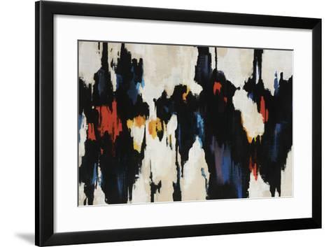 Risk-Sydney Edmunds-Framed Art Print