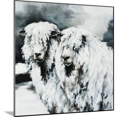 Sheepish-Sydney Edmunds-Mounted Giclee Print