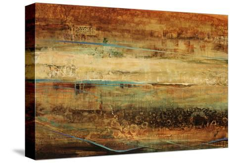 Subterranean Blues-Farrell Douglass-Stretched Canvas Print