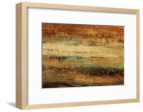 Subterranean Blues-Farrell Douglass-Framed Art Print