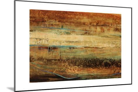 Subterranean Blues-Farrell Douglass-Mounted Giclee Print