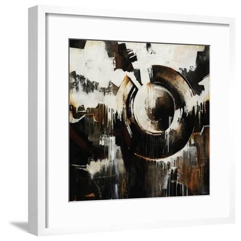 Center Point and See-Sydney Edmunds-Framed Art Print