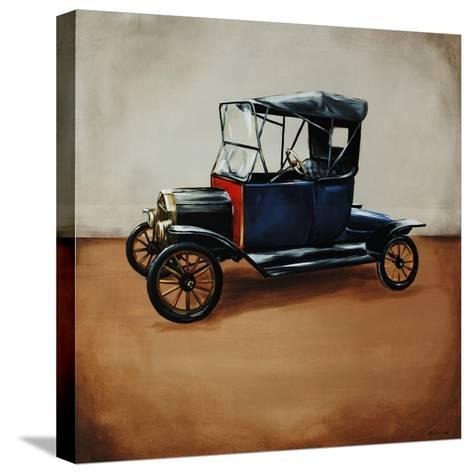 Model T II-Sydney Edmunds-Stretched Canvas Print