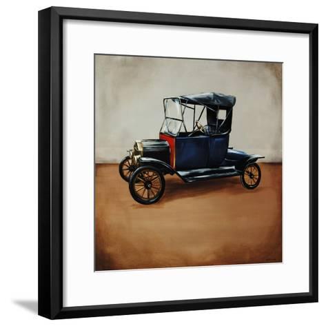 Model T II-Sydney Edmunds-Framed Art Print
