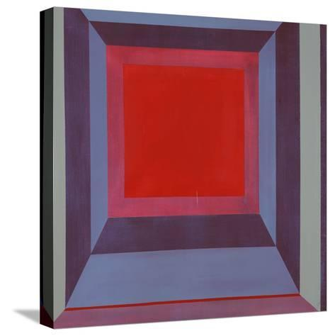 Squared Away III-Sydney Edmunds-Stretched Canvas Print