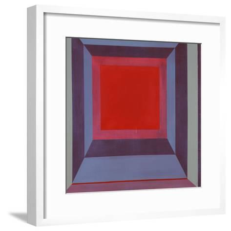 Squared Away III-Sydney Edmunds-Framed Art Print