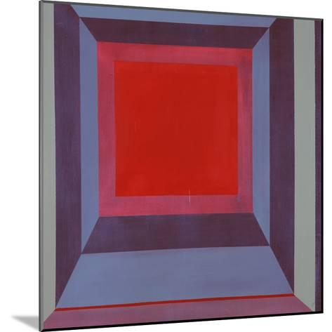 Squared Away III-Sydney Edmunds-Mounted Giclee Print